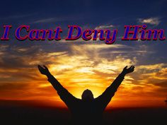 "~The Important Series~  ""I Can't Deny Him""/Matthew 10: 16-17 & 32-39 (July 25, 2014) ~4th Year Church Anniversary Sermon~"