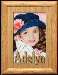 NIECE ~ Portrait OAK Mat with Picture Frame ~ Holds a or Cropped Photo ~ Wonderful Keepsake Gift for a Proud Uncle or Aunt (WALNUT) * Continue to the product at the image link. (This is an affiliate link and I receive a commission for the sales) 5x7 Picture Frames, Name Frame, Name Pictures, Cut Photo, Frame Light, Portrait Pictures, Great Gifts For Mom, Baby Keepsake, Photo Layouts