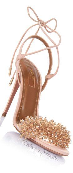 Rosamaria G Frangini | High Shoes | Shoe Addict | Regilla ⚜ Aquazzura