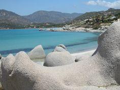 Spiaggia del riso - Villasimius - Sardegna http://www.villasimius.org