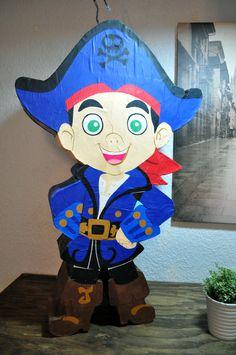 Piñata Capitán Jake