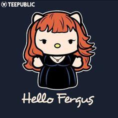 Rowena #Hello Fergus