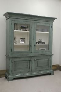 Reclaimed Wood Buffet With Hutch by LIKEN. Choice of Colors. Calgary Alberta image 2