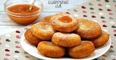 Glutenmentes fánk Pretzel Bites, Healthy Desserts, Gluten Free Recipes, Free Food, Dairy Free, Food And Drink, Sweets, Bread, Snacks