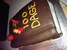 Book cake Bog kage