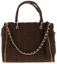 JAELYN BROWN WOMEN'S HANDBAG ONLY $19.88
