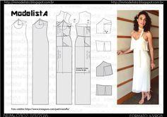 Quem pode usar o vestido modelo alcinha?O modelo deve ser evitado pelas gordinhas e por quem tem braços grossos e busto grande. Não fica ...