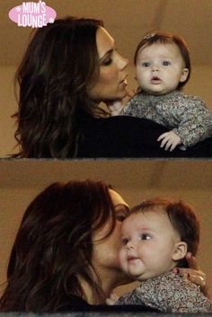 Harper Seven Beckham... THe most beautiful baby in the world.