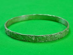 Vintage Taxco Mexico Mexican Sterling Silver by JewelryBLACKSWAN