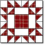 arizona block - for barn quilt?