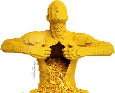 From my friend, Gary, living in Isreal with his family... GREAT link! GREAT lego art!