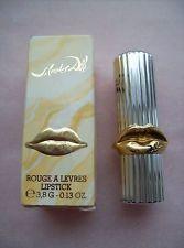 Vintage SALVADOR DALI LIPS Lipstick Case Discontinued UNUSED Compact Makeup