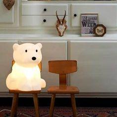 veilleuse ours nanuk