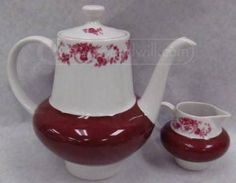 15Pc T. Kronester Bavarian China Tea Set