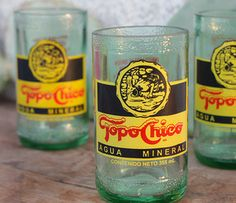 Topo Chico Glassware Set of Six