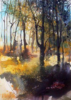 Pete Gilbert watercolors - Google Search