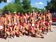 Trialcorcón Villalkor. Mi equipo de triatlon