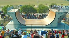 cool skate parks - Google Search