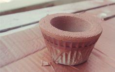 vasinhos de concreto concrete planter diy