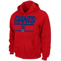 New York Giants Posted Victory T-Shirt - Royal Blue