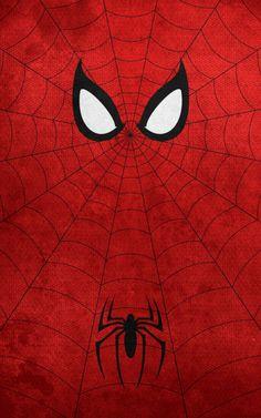 ICONS: Spider-Man  Created by Calvin Lin  DeviantArt|| Society6|| Tumblr