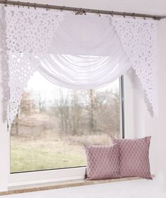 Curtains Living, Modern Curtains, Window Curtains, Windows, Living Room, Home Decor, Blinds, Sheer Curtains, Balcony