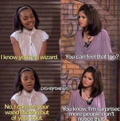 Ant farm and wizards of waverly place