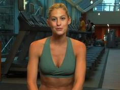 Core Workout healthy ab-excercise