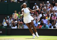 Serena WIlliams is through to the last 16 after claiming her 300th Grand Slam win against Annika Beck