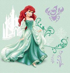 Images of Ariel from The Little Mermaid. Disney Princess Cartoons, All Disney Princesses, Disney Cartoon Characters, Disney Princess Pictures, Disney Princess Dresses, Disney Magical World, Disney Magic Kingdom, Disney Art Style, Disney Images
