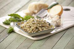 Spinach Pesto Mac & Cheese www.coachdawn.ichooseoptimalhealth