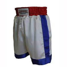 Red/White/Blue Boxing Shorts   $25.00