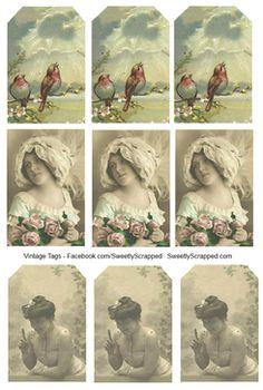 Free Digis, Embellies & Printables