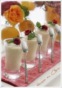 Mousse au Citron Breakfast at Miss Millionairess's ❤