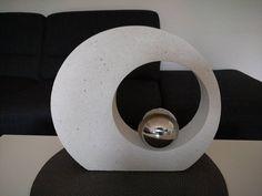 Weiteres - Beton Giessform - elegant und stylisch - 40 cm - ein Designerstück von BIF-Hermes bei DaWanda