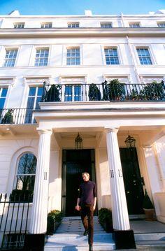 11 Eaton Square, una propiedad clásica remodelada con elegancia