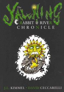 """""""Old enemies once again threaten the existence of the Yawning Rabbit River and the safety of the animals and humans dependent upon its survival."""" http://teenspaceblog.syossetlibrary.org/2013/05/24/new-books/"""