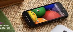 #Motorola announces #MotoE officially – price is just $129