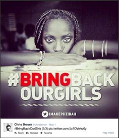 #BringBackOurGirls Boko Haram should be scared.