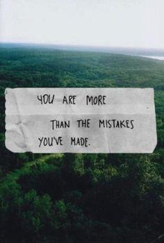 Forgive yourself :-)