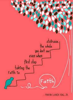 Inspiring Quotes About Life : faith. - Hall Of Quotes Motivacional Quotes, Quotable Quotes, Faith Quotes, Bible Quotes, Great Quotes, Bible Verses, Inspirational Quotes, Motivational, Famous Quotes