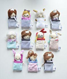 LadyStump : Małe lalki/ Small doll