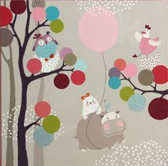 Camille Chincholle illustratrice : tableau
