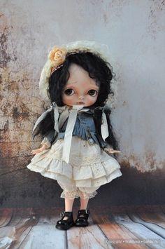 Маленький воробышек Эдит - Toffee dolls / Другие коллекционные куклы / Бэйбики. Куклы фото. Одежда для кукол