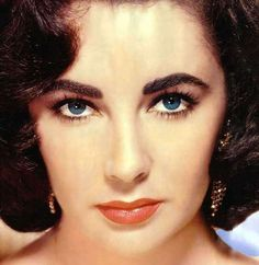 Elizabeth's Taylor's Eyes - Second Act Cafe
