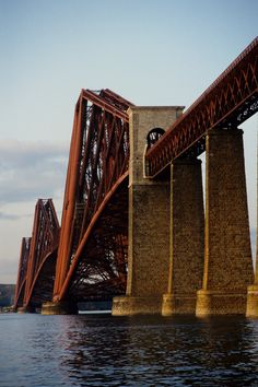 Forth Rail Bridge, South Queensferry, Scotland | by David May