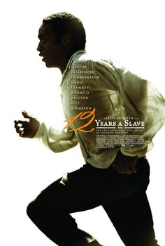12 Years a Slave - Chiwetel Ejiofor - Actor in a Leading Role - Michael Fassbender - Actor in a Supporting Role - Lupita Nyong'o - Actress in a Supporting Role - Costume Design - Directing - Film Editing - Best Picture - Production Design - Adapted Screenplay