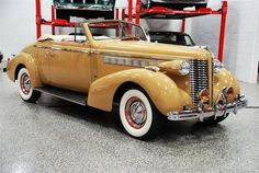 1938 Buick Century Convertible Maintenance/restoration of old/vintage vehicles: the material for new cogs/casters/gears/pads could be cast polyamide which I (Cast polyamide) can produce. My contact: tatjana.alic@windowslive.com