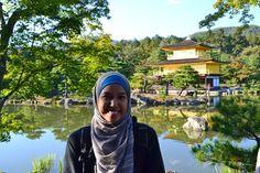 Vemale.com - Dwinda Nafisah punya tips-tips bisa jalan-jalan seru saat kuliah dengan beasiswa di Jepang.