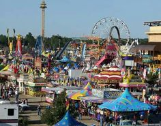 The Kansas State Fair